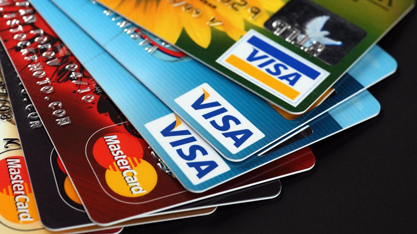 Пластиковая кредитная карта